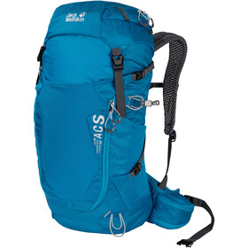 Jack Wolfskin Crosstrail 28 LT Backpack blue jewel